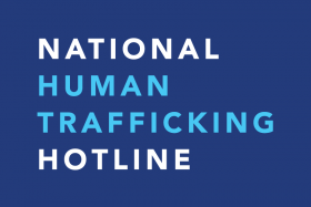 USA National Human Trafficing Hotline