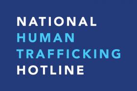 USA National Human Trafficing Hotline