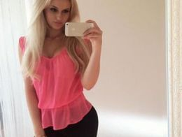 Jessa Escort in Salt Lake City